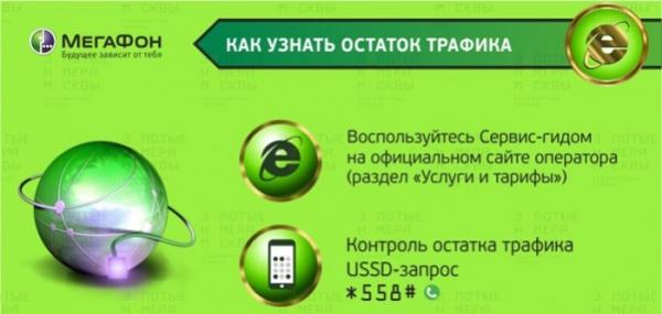 Как проверить бесплатные минуты на мегафоне